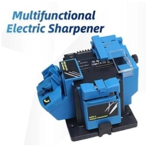 Electric tool sharpener