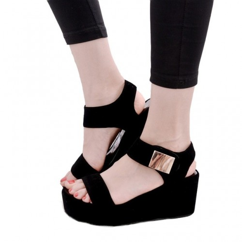 Wedges ladies sandals
